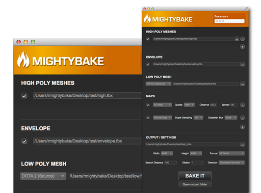 MightyBake Screenshot